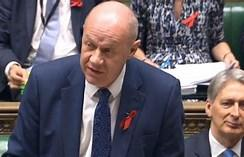 Damian Green MP ARCO Vision 2030 supporter