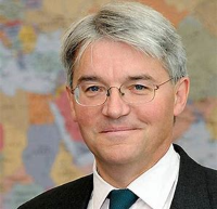 Andrew Mitchell ARCO Vision 2030 supporter