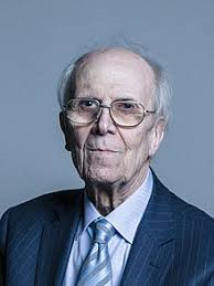 Lord Tebbit  ARCO Vision 2030 supporter